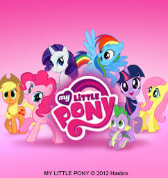 MY LITTLE PONY - La Magia de la Amistad HD