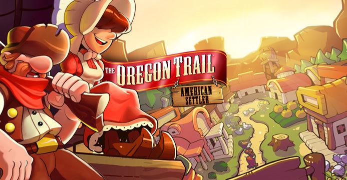 The Oregon Trail: American Settler