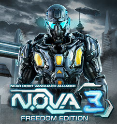 N.O.V.A. 3: Freedom Edition - Near Orbit Vanguard Alliance