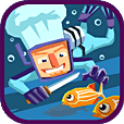 Fantasy Sushi Diver