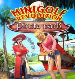 Minigolf Revolution: Pirate Park