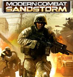 Modern Combat: Sandstorm