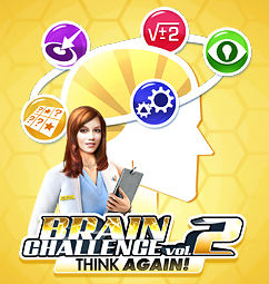 Brain Challenge 2: Think Again!