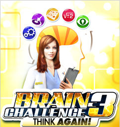 Brain Challenge 3: Think Again!