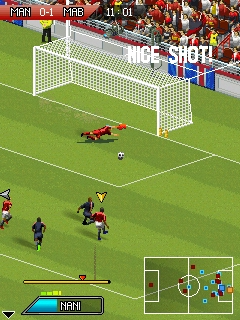 Real Football 2013 (java game)