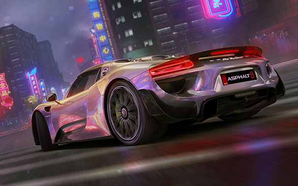 Asphalt 9 Legends Arcade Racing Game By Gameloft