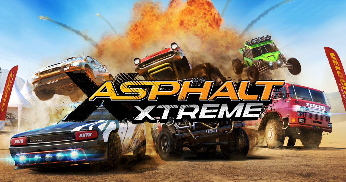 Image of Download Asphalt Xtreme: Rally Racing v1.7.0g Apk