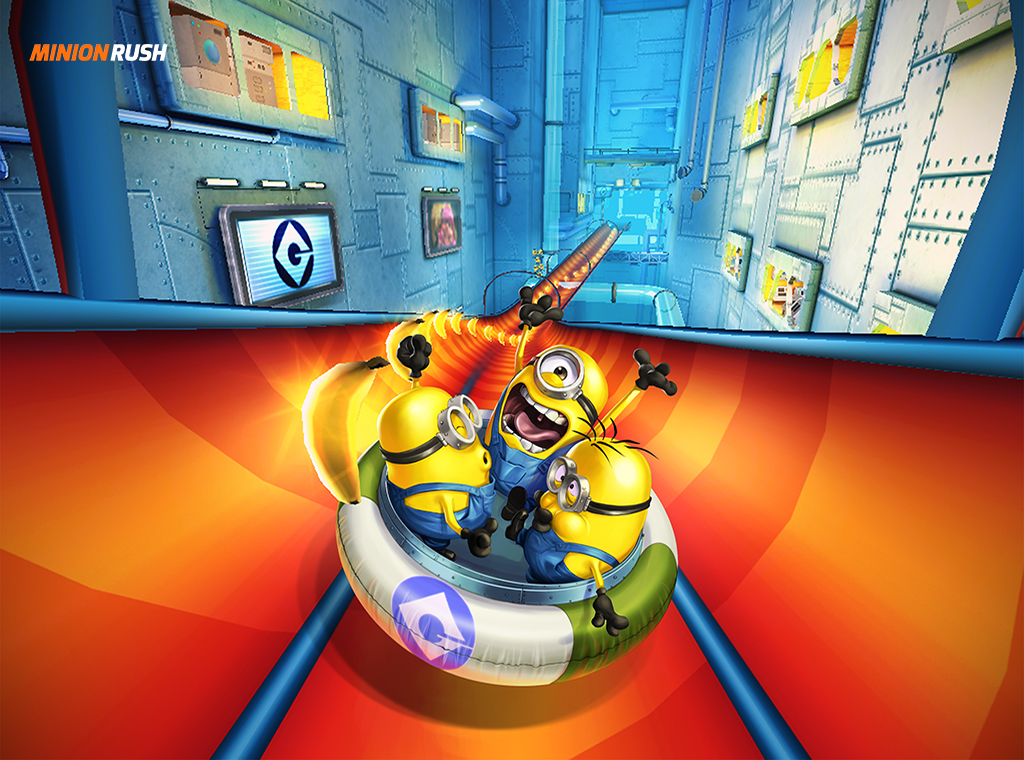 play minion rush online
